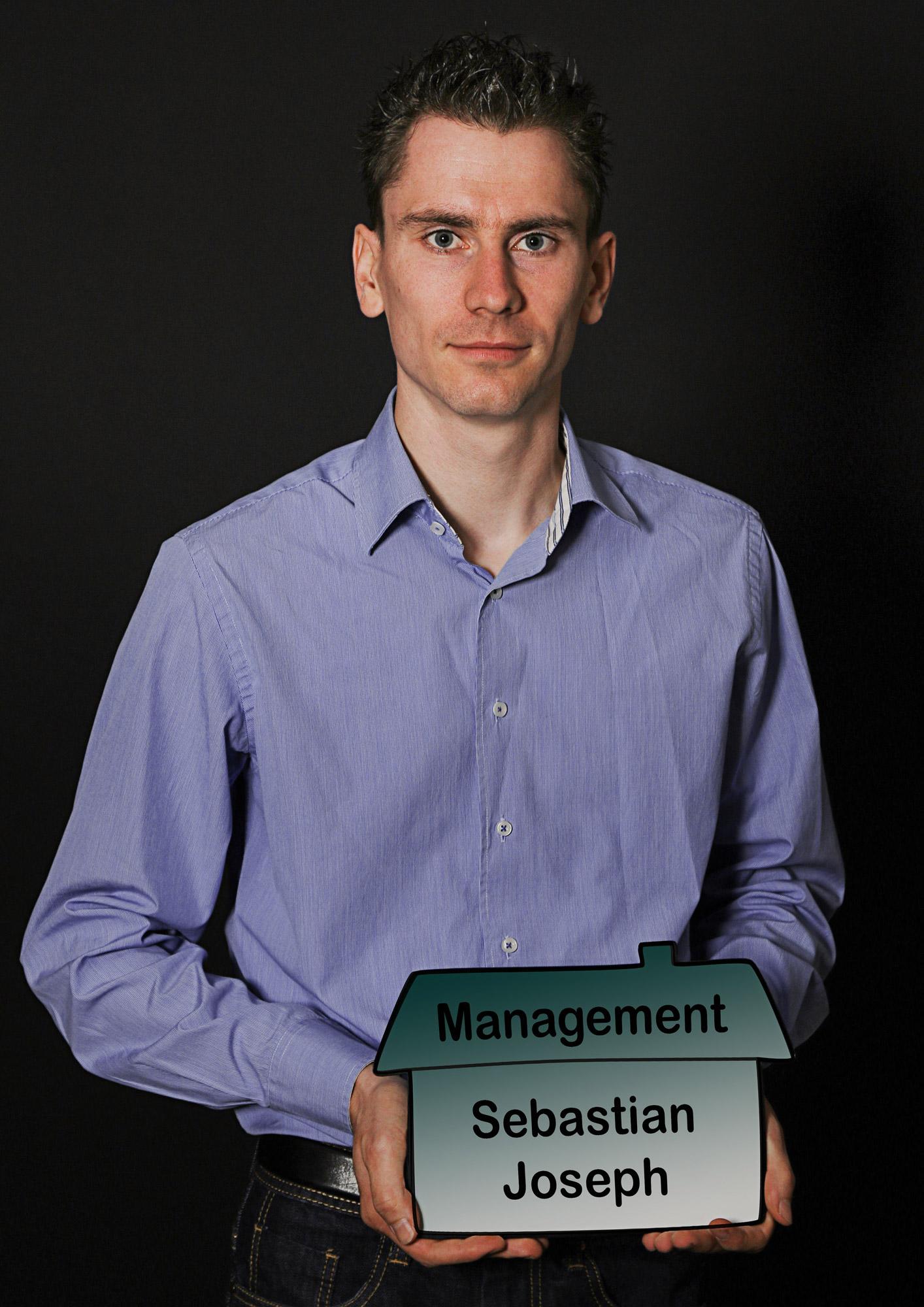 Management Sebastian Joseph
